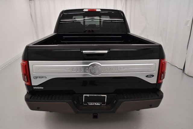 2017 F-150 Crew Cab 4x4 Pickup #UK1548 - photo 8