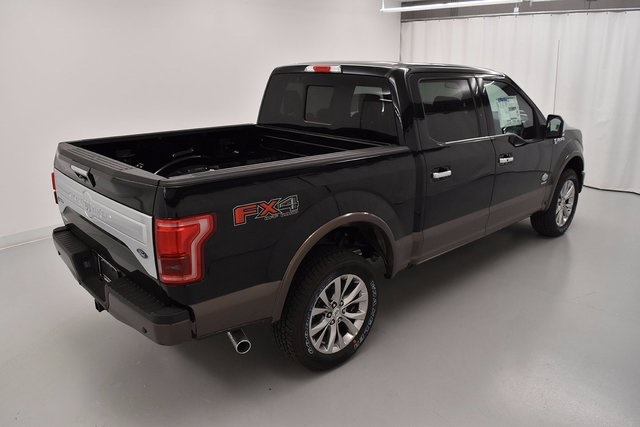 2017 F-150 Crew Cab 4x4 Pickup #UK1548 - photo 2