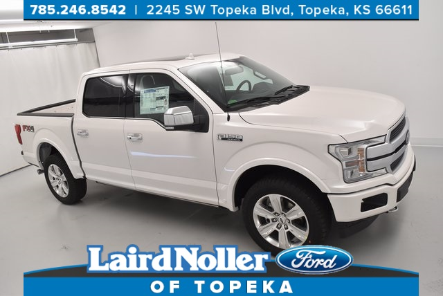 2018 F-150 Crew Cab 4x4, Pickup #VK2178 - photo 1