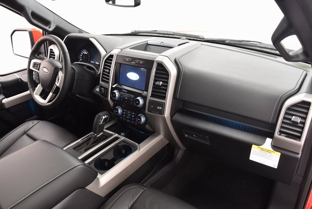 2018 F-150 Crew Cab 4x4 Pickup #VK2245 - photo 3
