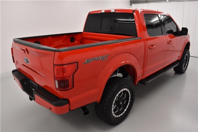 2018 F-150 Crew Cab 4x4 Pickup #VK2245 - photo 2