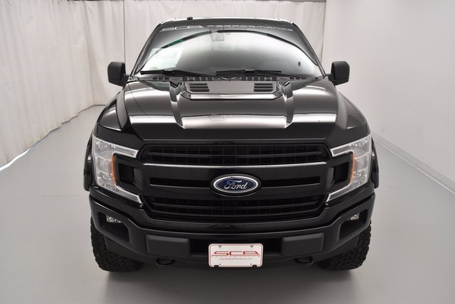 2018 F-150 Crew Cab 4x4, Pickup #VK2274 - photo 3