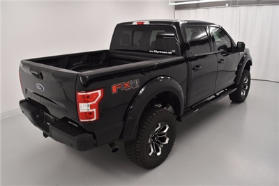 2018 F-150 Crew Cab 4x4, Pickup #VK2274 - photo 2