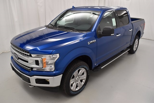 2018 F-150 Crew Cab 4x4, Pickup #VK2276 - photo 5