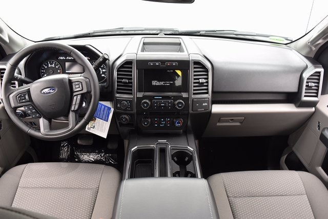 2018 F-150 Crew Cab 4x4 Pickup #VK2344 - photo 15