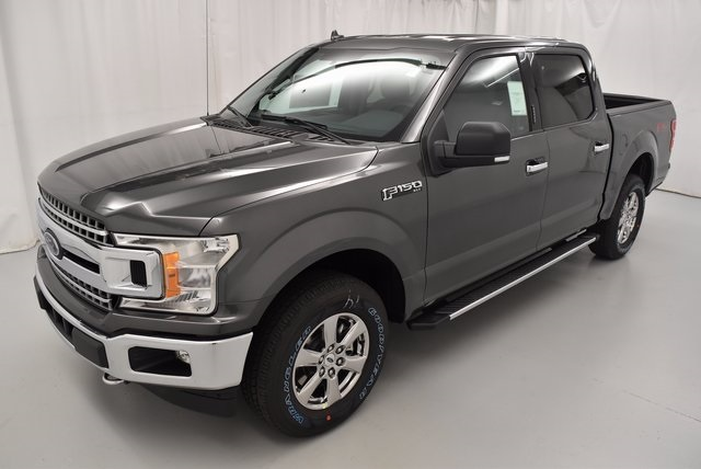 2018 F-150 Crew Cab 4x4 Pickup #VK2344 - photo 5