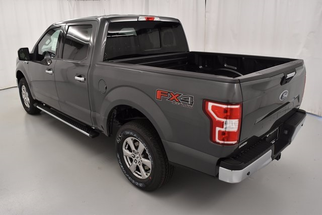 2018 F-150 Crew Cab 4x4 Pickup #VK2344 - photo 6