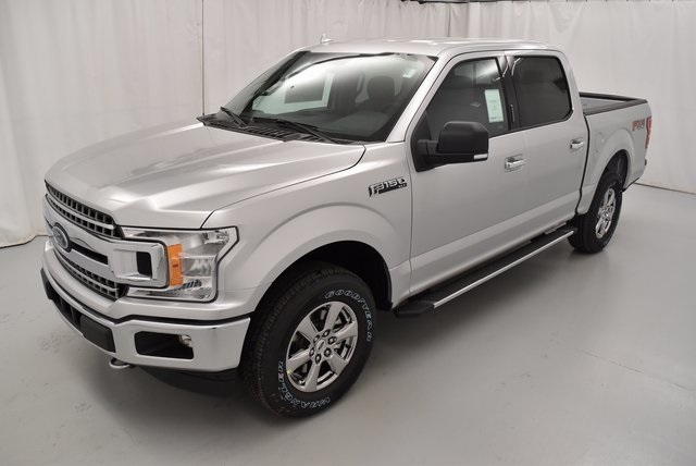 2018 F-150 Crew Cab 4x4 Pickup #VK2406 - photo 5
