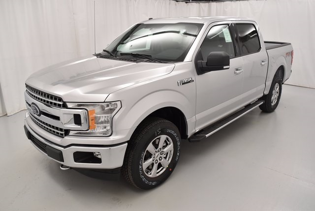 2018 F-150 Crew Cab 4x4, Pickup #VK2430 - photo 4