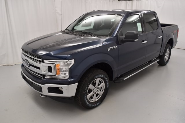2018 F-150 SuperCrew Cab 4x4, Pickup #VK2442 - photo 4