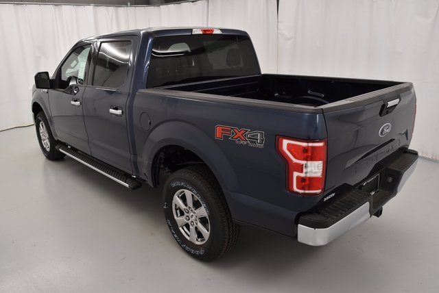 2018 F-150 SuperCrew Cab 4x4, Pickup #VK2442 - photo 5