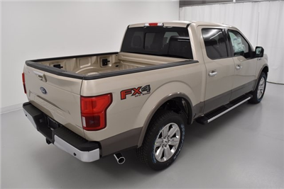 2018 F-150 Crew Cab 4x4, Pickup #VK2508 - photo 2