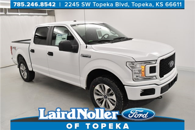 2018 F-150 Crew Cab 4x4 Pickup #XK2585 - photo 1