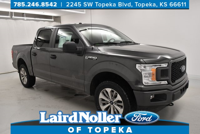 2018 F-150 Crew Cab 4x4, Pickup #XK2615 - photo 1
