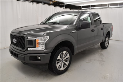 2018 F-150 Crew Cab 4x4, Pickup #XK2615 - photo 4