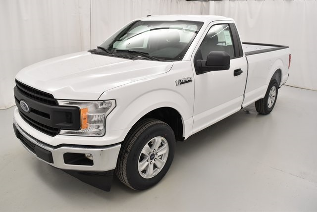 2018 F-150 Regular Cab, Pickup #XK2636 - photo 4