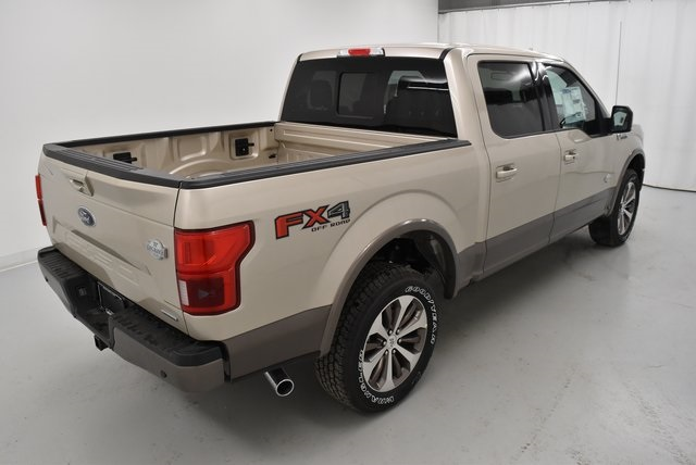 2018 F-150 SuperCrew Cab 4x4, Pickup #XK2676 - photo 2