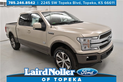 2018 F-150 SuperCrew Cab 4x4, Pickup #XK2676 - photo 1