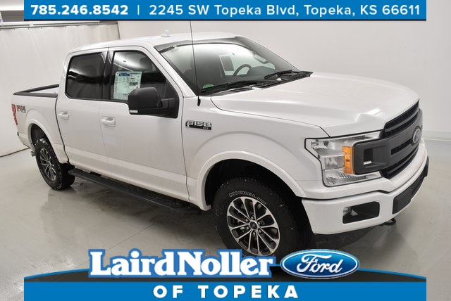 2018 F-150 Crew Cab 4x4, Pickup #XK2707 - photo 1