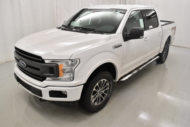 2018 F-150 Crew Cab 4x4, Pickup #XK2707 - photo 4