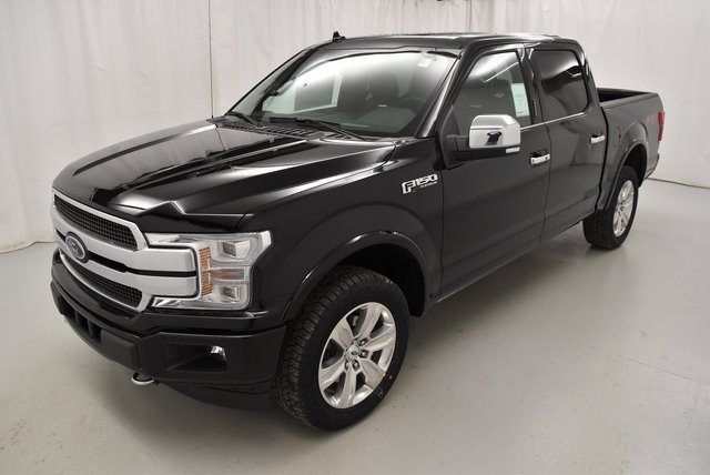 2018 F-150 SuperCrew Cab 4x4, Pickup #XK2710 - photo 4