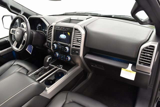 2018 F-150 SuperCrew Cab 4x4, Pickup #XK2710 - photo 9