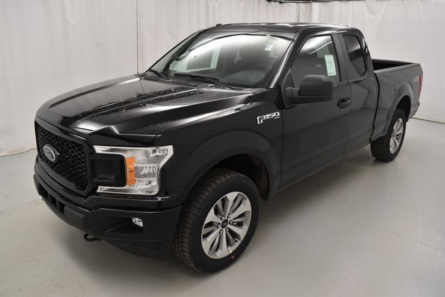 2018 F-150 Super Cab 4x4, Pickup #XK2756 - photo 4