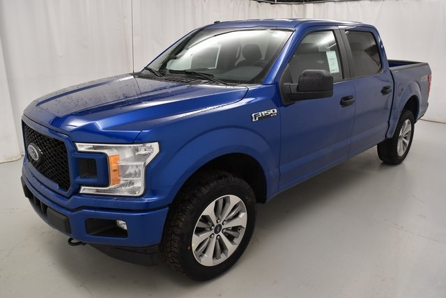 2018 F-150 SuperCrew Cab 4x4, Pickup #XK2811 - photo 4