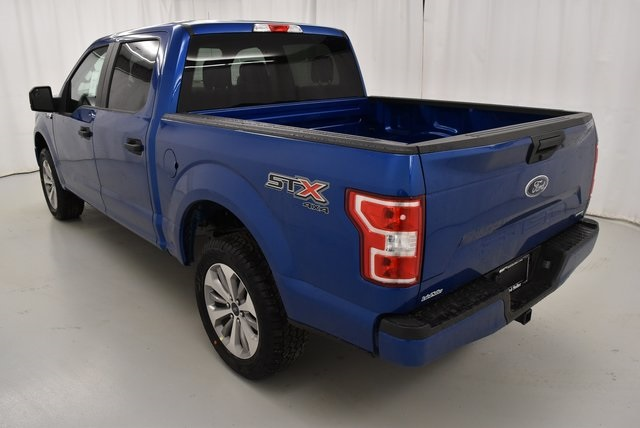 2018 F-150 SuperCrew Cab 4x4, Pickup #XK2811 - photo 5