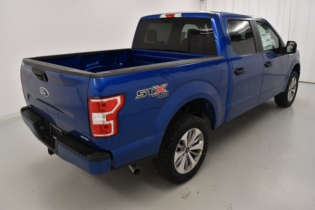 2018 F-150 SuperCrew Cab 4x4, Pickup #XK2811 - photo 2