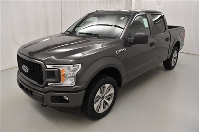 2018 F-150 SuperCrew Cab 4x4, Pickup #XK2969 - photo 4