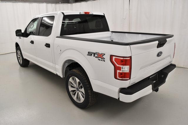 2018 F-150 SuperCrew Cab 4x4, Pickup #XK2995 - photo 5