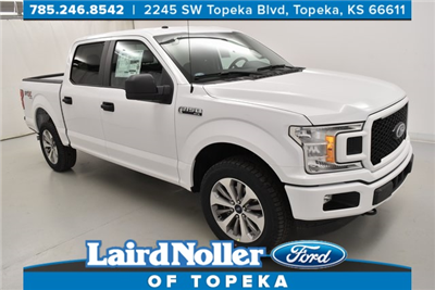 2018 F-150 SuperCrew Cab 4x4, Pickup #XK2995 - photo 1