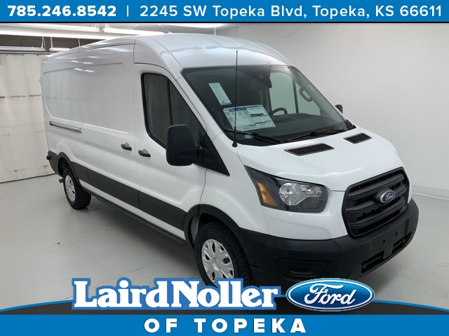 2020 Ford Transit 250 Med Roof 4x2, Empty Cargo Van #ZB7441 - photo 1