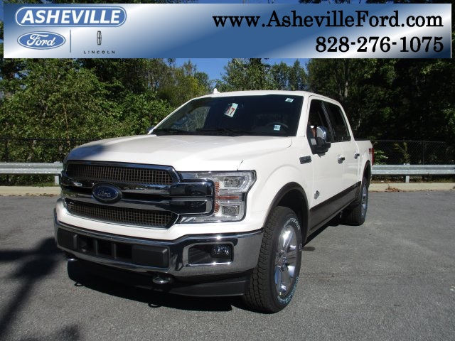 2018 F-150 Crew Cab 4x4 Pickup #218140 - photo 1