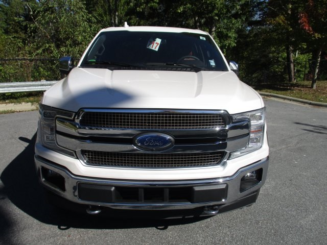 2018 F-150 Crew Cab 4x4 Pickup #218140 - photo 3