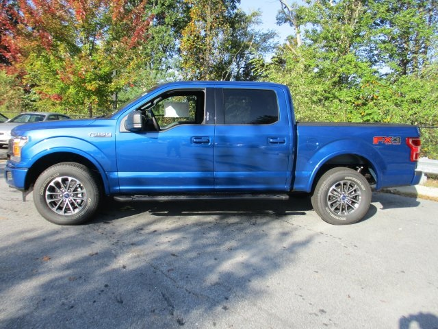 2018 F-150 Crew Cab 4x4 Pickup #218160 - photo 4
