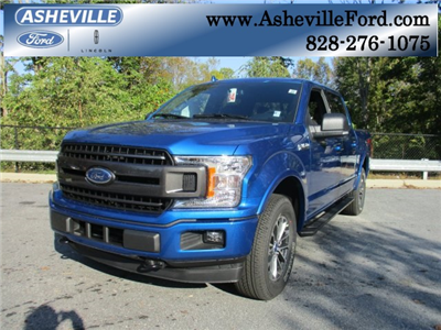 2018 F-150 Crew Cab 4x4 Pickup #218160 - photo 1