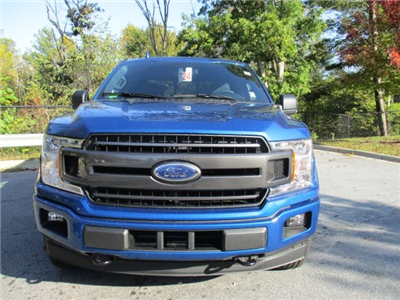 2018 F-150 Crew Cab 4x4 Pickup #218160 - photo 3