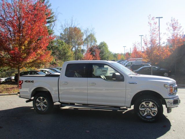 2018 F-150 Crew Cab 4x4 Pickup #218199 - photo 30