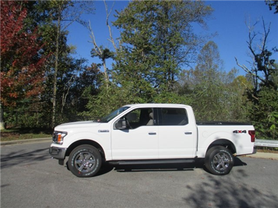 2018 F-150 Crew Cab 4x4 Pickup #218199 - photo 4