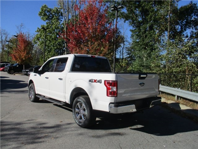2018 F-150 Crew Cab 4x4 Pickup #218199 - photo 2