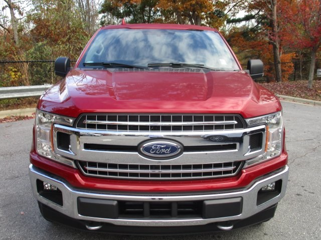 2018 F-150 Crew Cab 4x4 Pickup #218248 - photo 3