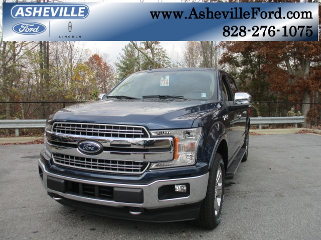 2018 F-150 Crew Cab 4x4 Pickup #218249 - photo 1