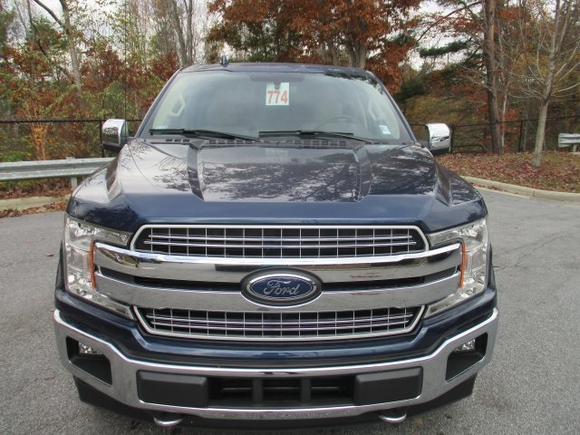2018 F-150 Crew Cab 4x4 Pickup #218249 - photo 3