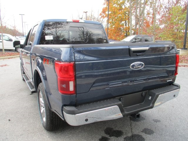 2018 F-150 Crew Cab 4x4 Pickup #218249 - photo 2