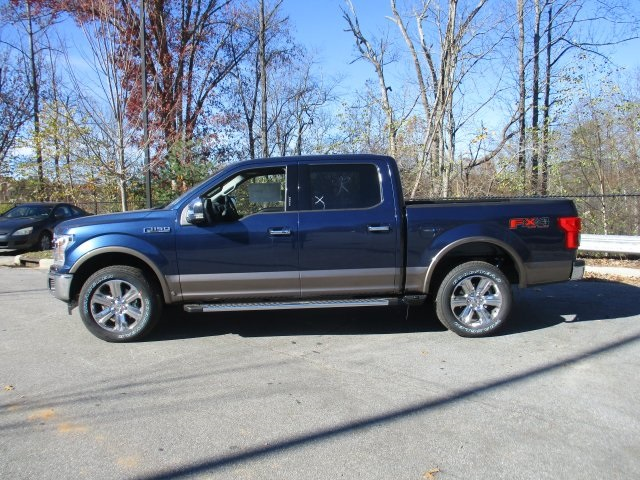 2018 F-150 Crew Cab 4x4 Pickup #218274 - photo 4