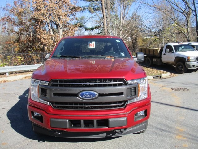 2018 F-150 Crew Cab 4x4 Pickup #218354 - photo 3