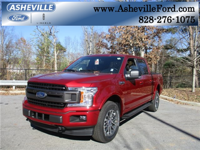 2018 F-150 Crew Cab 4x4 Pickup #218354 - photo 1
