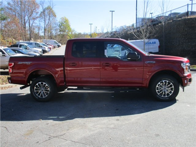 2018 F-150 Crew Cab 4x4 Pickup #218354 - photo 35